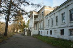 Занимательные записи об окружающем - Усадьба Воробьёво