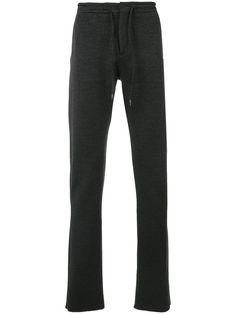 ERMENEGILDO ZEGNA ERMENEGILDO ZEGNA - ZIPPED TRACK PANTS . #ermenegildozegna #cloth #