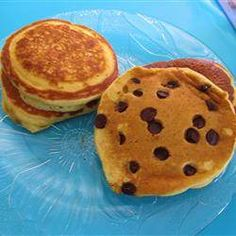 Thought I would share,  check out how to make this Pancakes