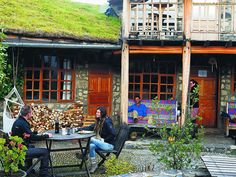 Áncash Peru / five retreats in the mountains