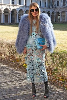 Fashion Perfection. Anna Dello Russo