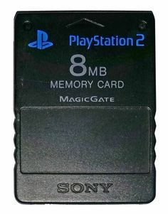 Buy PS2 Official Memory Card Playstation 2 Australia