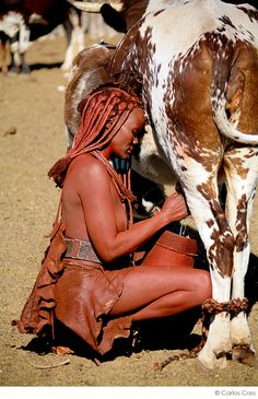 Himba people - Namibia. BelAfrique - Your Personal Travel Planner - www.belafrique.com