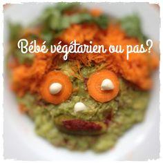 Je suis enceinte de déjà 6 mois et comme toutes les futures mamans, je me pose PLEEEEEINNNNN de questions! Notamment celle-ci: étant végétarienne depuis de longues années, mon bébé sera-t-il végétarien?