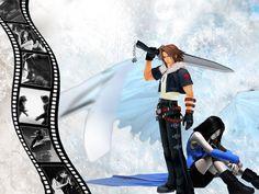 Squall & Rinoa - Final Fantasy VIII
