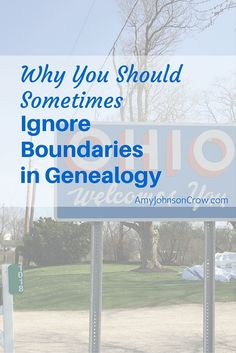 What else can I write about for geneology??