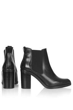 MISSILE Box Chelsea Boots