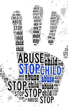 Risultati immagini per stop child abuse and feath