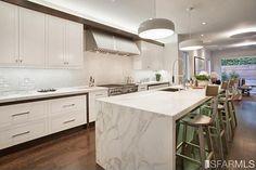 Cabinets. tile. countertops.     2340 Washington St, San Francisco, CA 94115 - Zillow