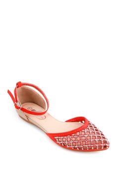 GC Shoes Glamour Flat