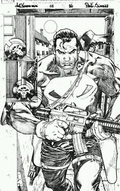 The Punisher - Paulo Siqueira