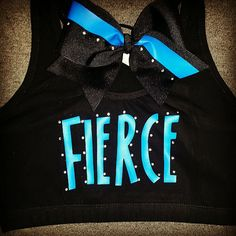 Shop the latest cheer sports bras products on Wanelo, the world's biggest shopping mall. Cheer Practice Outfits, Cheer Outfits, Cheerleading Outfits, Sport Outfits, Cool Outfits, Cheer Clothes, Cheer Sports Bras, Best Sports Bras, Hs Sports