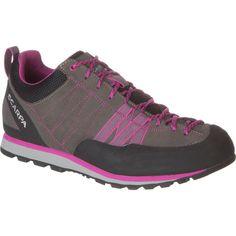 Scarpa - Crux Shoe - Women's - Mid Grey/Dahlia
