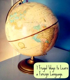 7 Frugal Ways to Learn a Foreign Language
