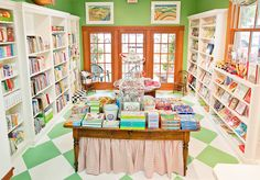 The Storybook Shoppe – The Lowcountrys First Childrens Bookstore