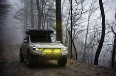 Subaru adventure