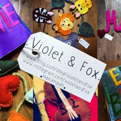 #new #advert for #violetandfox Check out our #instgram www.etsy.com/shop/violetandfox for #babygifts #nurseryideas x