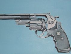 DRAWING OF GUN