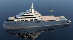110m Explorer, submitted by Joachim Kinder.