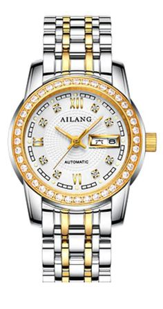 Forget performance, a luxurious watch attached to a wrist just always appears to be a significant enhancement to any wardrobe. Brand names like Rolex and Cartier carry an air of authority that real… Elegant Watches, Stylish Watches, Luxury Watches For Men, Beautiful Watches, Cartier, Diamond Girl, Silver Pocket Watch, Michael Kors, Rolex Datejust