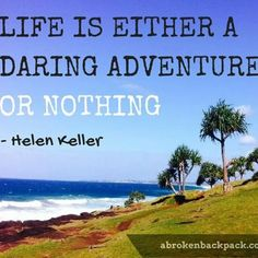 Life is an Adventure with a capital A!  #travelquote #travel #go...  Instagram travelquote