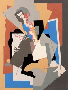 Risultati immagini per Fortunato Depero Georges Braque, Cubist Movement, Francis Picabia, Composition Art, Gouache, Modern Art, Contemporary Art, European Paintings, Art Moderne