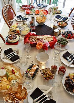 7 Tips for Hosting a Wine & Cheese Party This is a must for casual summertime gatherings. Here's how to put together a fun, deliciously adventurous evening with friends.