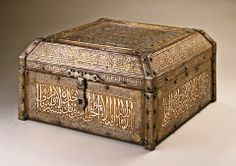 Qur'an Box Egypt, second half of 19th century.