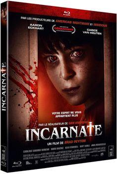 L'exorcisme nouvelle mouture. #Incarnate #WildSide  DVD et blu-ray : Les démons voyageurs s'amusent da...