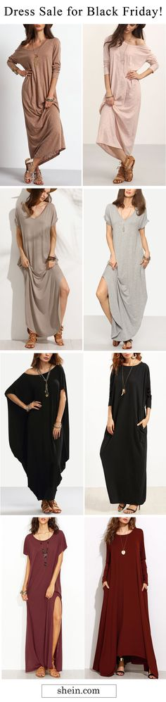 b870d02990 Maxi dresses for sale. Free shipping   40% off at shein.com.