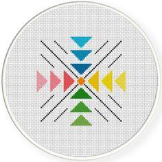 Brilliant Cross Stitch Embroidery Tips Ideas. Mesmerizing Cross Stitch Embroidery Tips Ideas. Cross Stitch Geometric, Modern Cross Stitch Patterns, Counted Cross Stitch Patterns, Cross Stitch Designs, Cross Stitch Embroidery, Embroidery Patterns, Hand Embroidery, Geometric Patterns, Cute Cross Stitch
