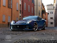 Ferrari F12 Berlinetta SPIA by DMC - tuning