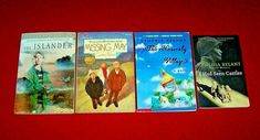 4 Cynthia Rylant Chapter Books Heavenly Village I Had Seen Castles May Islander