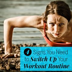 There's a fine line between a routine and a rut. Avoid crossing it with this guide to switching up your workouts for maximum results. - Fitnessmagazine.com