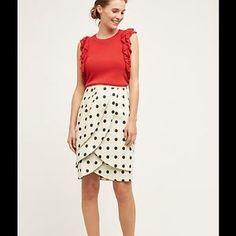 Eva Franco Skirts - Eva Franco Polka Dot Skirt 1