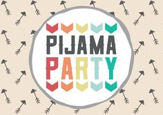 Cartaz_PijamaPartyA4 Free printable Symbols, Peace, Logos, Kids, Free, Headdress, Poster, The World, Icons