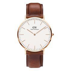 Classic St Mawes 40 Rose Gold