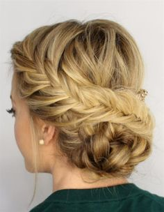 8_fishtail-braided-low-bun-updo