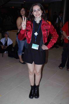 Anime: Evangelion Neon Genesis. Character: Misato Katsuragi. Event: Anime Central 2007. Photo: PopeCerebus.