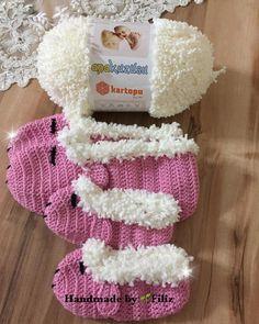 Crochet For Kids, Crochet Baby, Knit Crochet, Crochet Shoes, Knitting Socks, Baby Shoes, Children, Handmade, Baby Sandals
