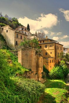 Granada, Spain.I want to go see this place one day. Please check out my website Thanks.  www.photopix.co.nz