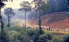 Tragic day in a amazing track. 1968. LIV Grand Prix de France. Rouen-les-Essarts. Amazing view of F1s across the country.