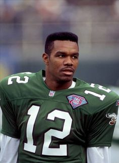 Randall Cunningham best Philly QB ever? First Football Game, Nfl Football, American Football, Football Players, Football Stuff, Alabama Football, College Football, Philadelphia Eagles Football, Nfl Philadelphia Eagles