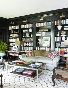 ~ bookshelves inspiration