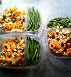 Meal prep:menu planning