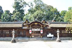 Hirano Shrine 平野神社