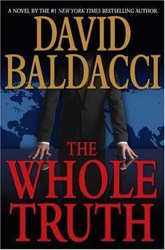 David Baldacci's books, in general