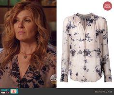661e10d2e27736 Raquel Allegra Tie Dye Shirt - Traffic Women
