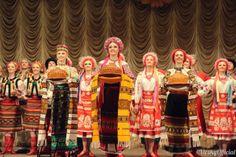 Ukrainian Ethnic Costume