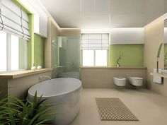 Ideas to Update your Almond Bathroom – Toilets, Tubs, Sinks and ...